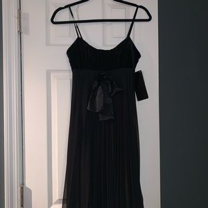 NWT Black Love Tease dress